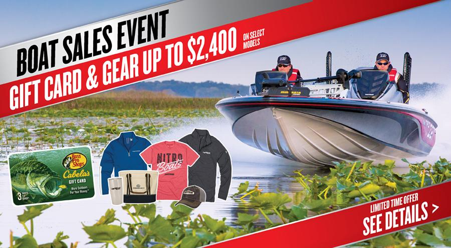 2018 Boat Sales Event